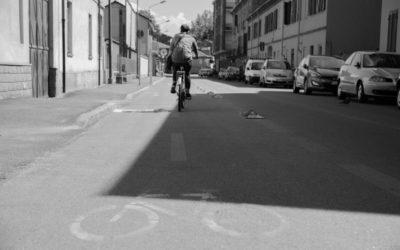 Asti e le (poche) piste ciclabili