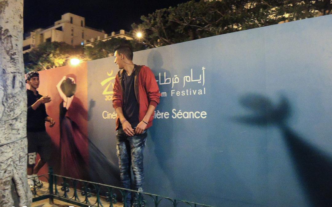 Immagini di vitalità per le vie di Tunisi