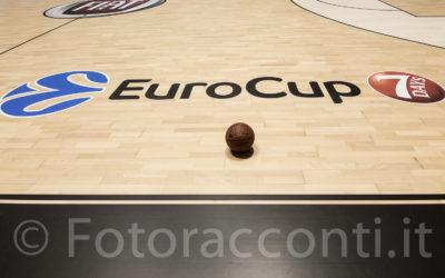 Dopo 30 anni Torino torna nell'Europa del Basket