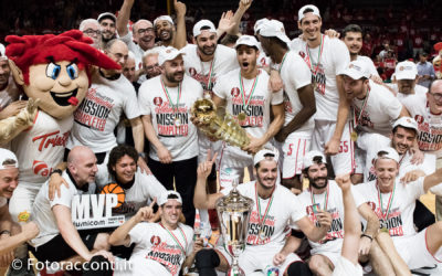 Trieste è tornata… nella serie A di basket