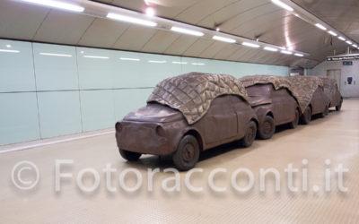 """Napoli e la sua Metro """"Art"""""""