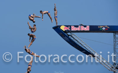 Red Bull Cliff Diving World Series, la finale
