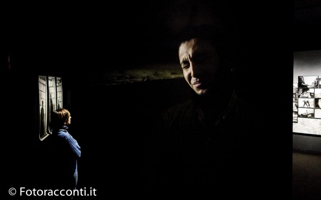 """Al Maxxi,  in mostra """"l'anima del momento"""" di Paolo Pellegrin"""