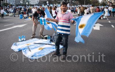 La vigilia elettorale in una Argentina in profonda crisi