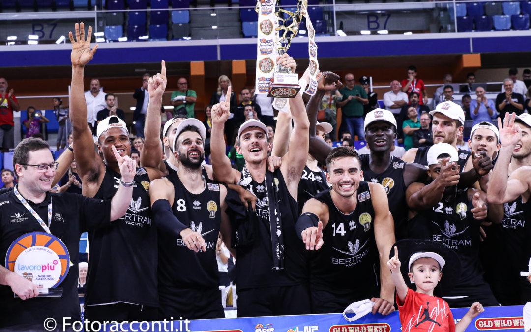 SuperCoppa LNB 2019 – vince il Derthona