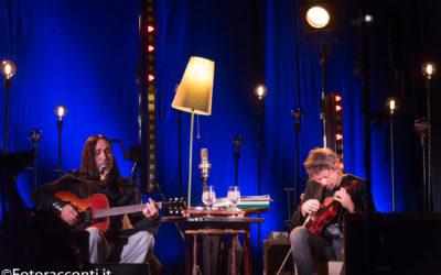 Riflessioni, poesie e musica con Manuel Agnelli in Tour